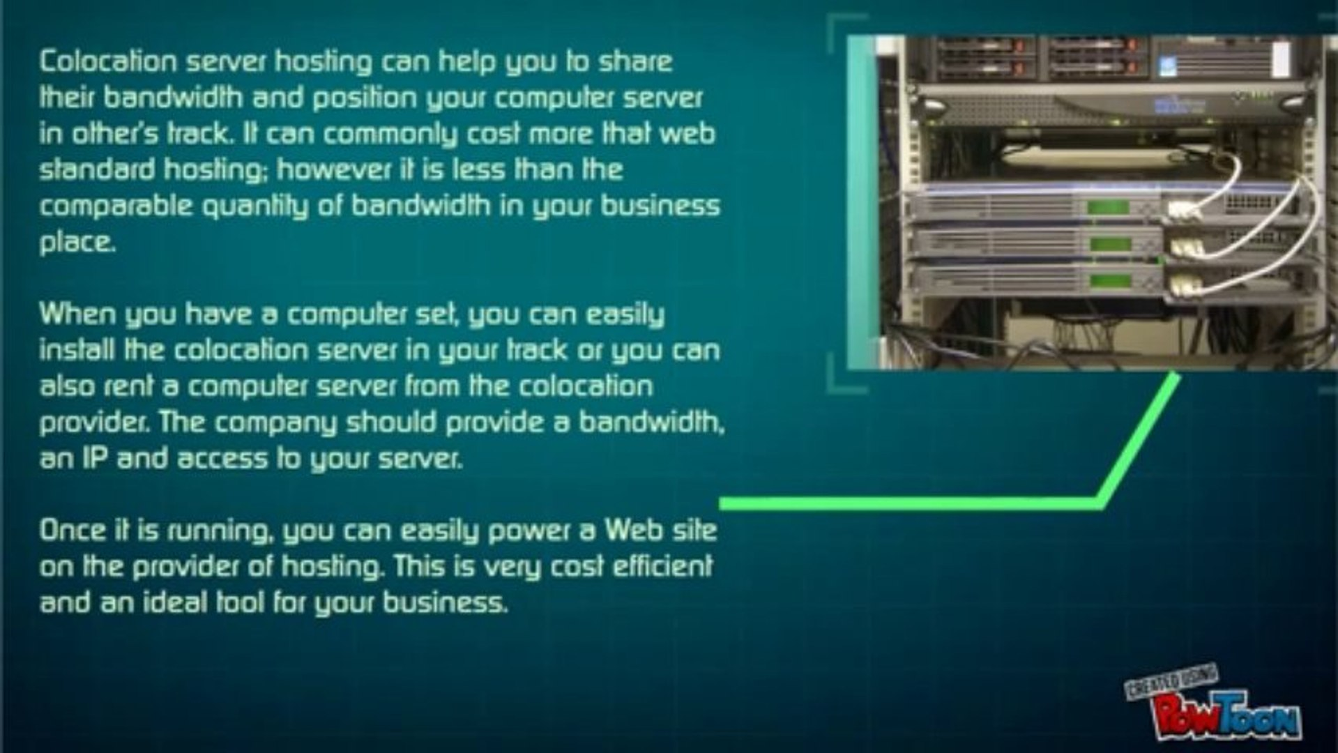 colocation hosting examples