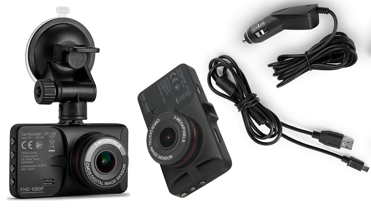 AUKEY Dash Cam for Cars | Review and Shop