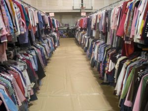 Places to Sell Used Clothes